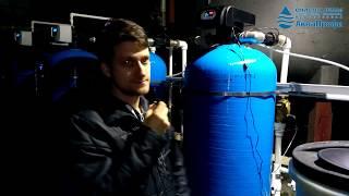 видео Водоподготовка и коррекционная обработка воды ( п.п. 4.8.4