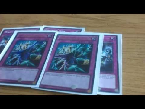 Yugioh dinomist update ( August 2016)