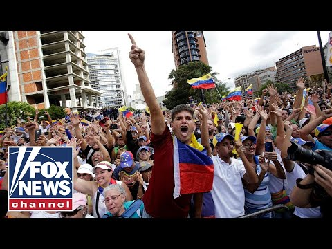 World picking sides in Venezuela's leadership crisis