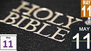 5월 11일 1년 1독 성경읽기 열왕기하 45 요한복음…