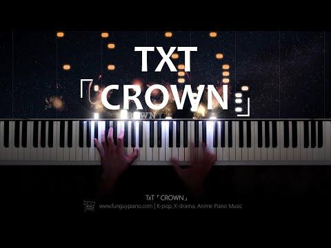 TXT「CROWN」Piano Cover