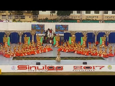 (1st Place) Talisay City Central School - 2017 Sinulog sa Ka