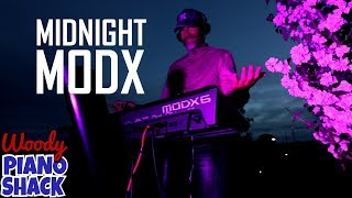 Yamaha MODX Midnight Concert