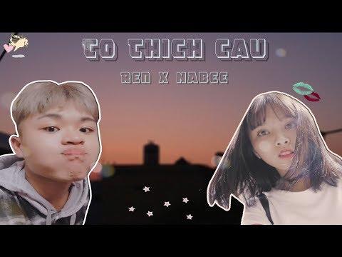 Tớ Thích Cậu ( Acoustic ) - REN x NABEE - C O V E R「MV Lyrics」