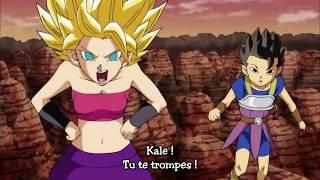 Apparition Du Super Saiyan Légendaire Kale ! Dragon Ball Super Episode 93 VOSTFR HD thumbnail
