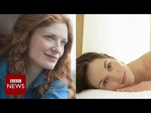 """Which photos reflect the """"real women"""" of today? - BBC News"""