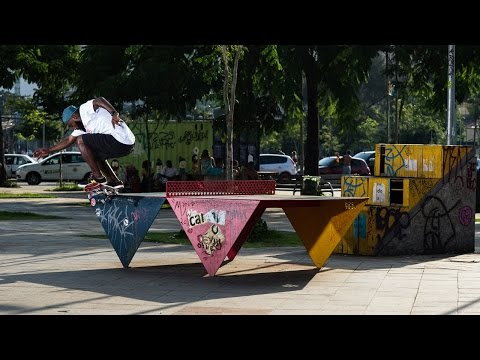 "Marquise Henry's ""Keep It Moving"" Part"
