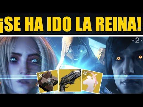 Destiny 2 - Estado de Uldren! Proto-Espino! Exóticos Nuevos! La Reina se Marcha! Desconocida & más! thumbnail