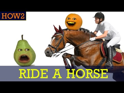 HOW2: How to Ride a Horse!