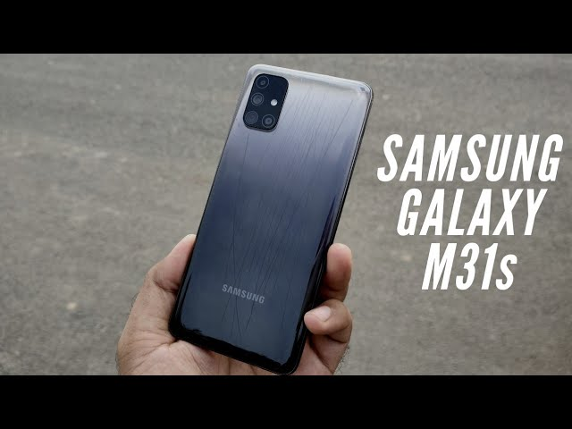 Samsung Galaxy M31s Review Smoother Not Faster Youtube