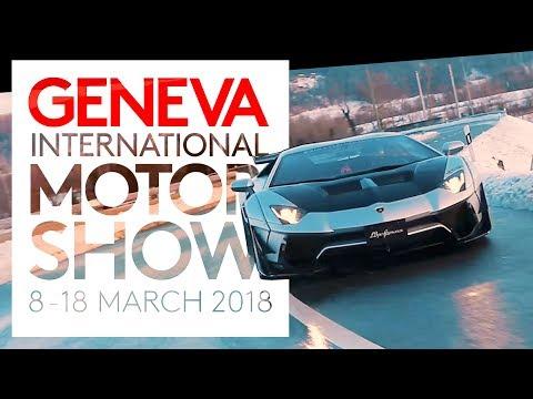 Liberty Walk at Geneva Motor Show 2018