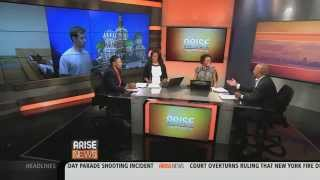 05/15/13 Arise America, Karen Hunter and David Webb