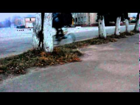 прыжок на бмх РЖАКА УГАР СМЕШНО поугарать спорт