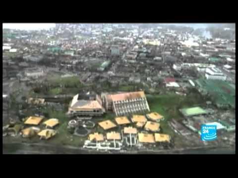 الفلبين| هذا ما خلفه اعصار هايان