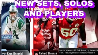 GHOST OF MADDEN FUTURE, NEW SERIES 4 SETS AND NEW LEGEND GAUNTLET | MADDEN 19 ULTIMATE TEAM