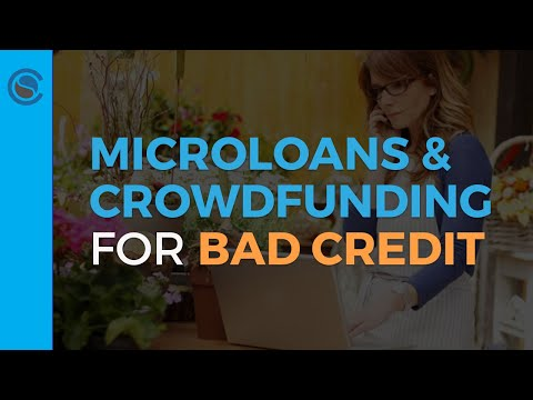 microloans-and-crowdfunding-for-bad-credit