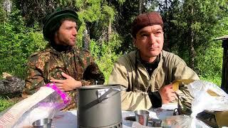 Дикие Реки Урала Таежный Быт 2019
