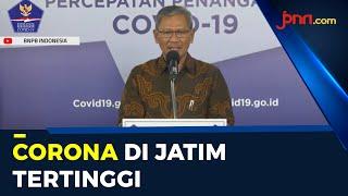 Update Corona 25 Juni, Jawa Timur Tertinggi - JPNN.com