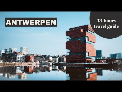 Antwerpen City Guide: 48 uur in de stad & ontdek hidden gems // Your Little Black Book