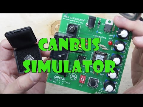 Teardown Lab - Ozen CANBUS Simulator