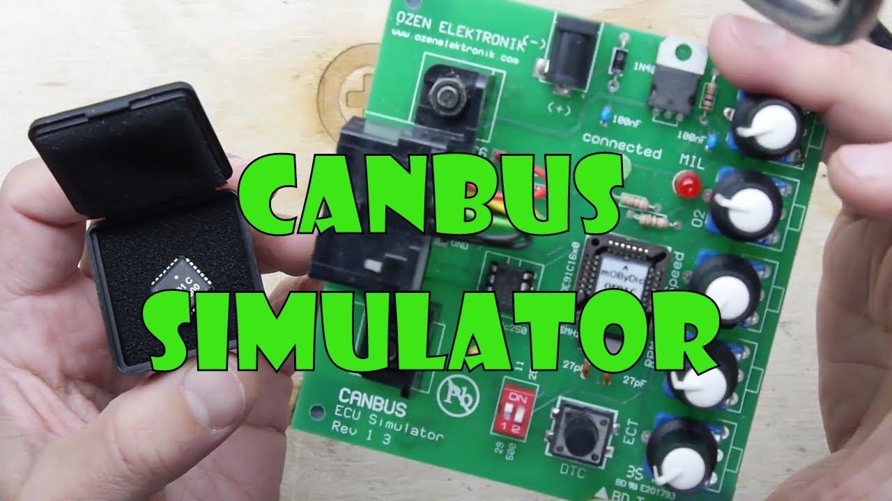 TDL- Ozen CANBUS Simulator