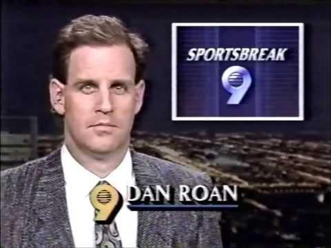 Chicago Sports Break Budweiser commercial 1989