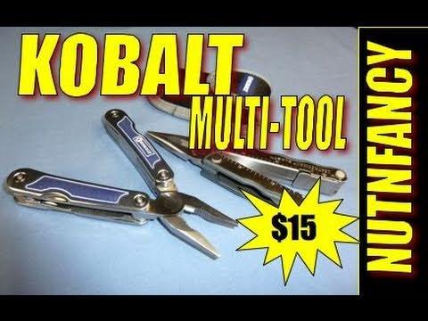 Kobalt 15 in 1 Multi-tool: