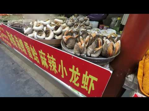 Pekin (Beijing) - Wangfujing, Forbidden City, Temple of heaven
