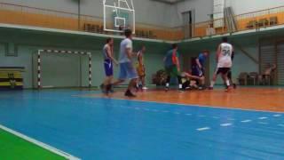 Новая Каховка тренировка баскетбол 27.07.2017 (3 часть)