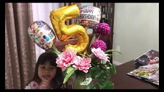 Tiệc sinh nhật bé Lai Tây vui quá // Cuộc Sống Canada