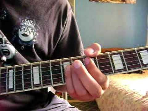 calling-dr.-love-by-kiss-rhythm-guitar-lesson