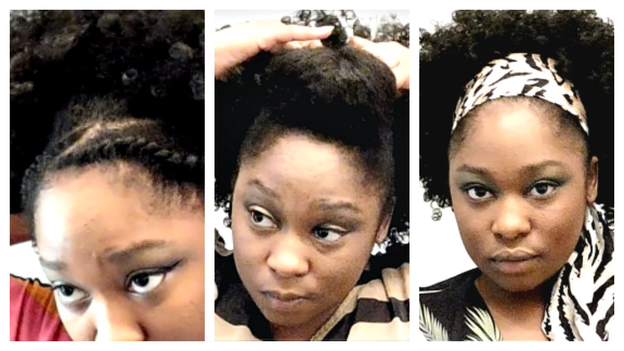 Hairstyles For Kinky Curly Natural Hair