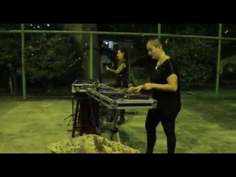 Fenda Profana - Colando Estilhaços em Ruínas - Jo Mistinguett e Gisele Dias - vídeo de João Hostin