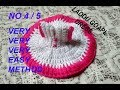 RADHE KRISHNA- SUPER EASY METHOD - laddu gopal woolen winter dress making
