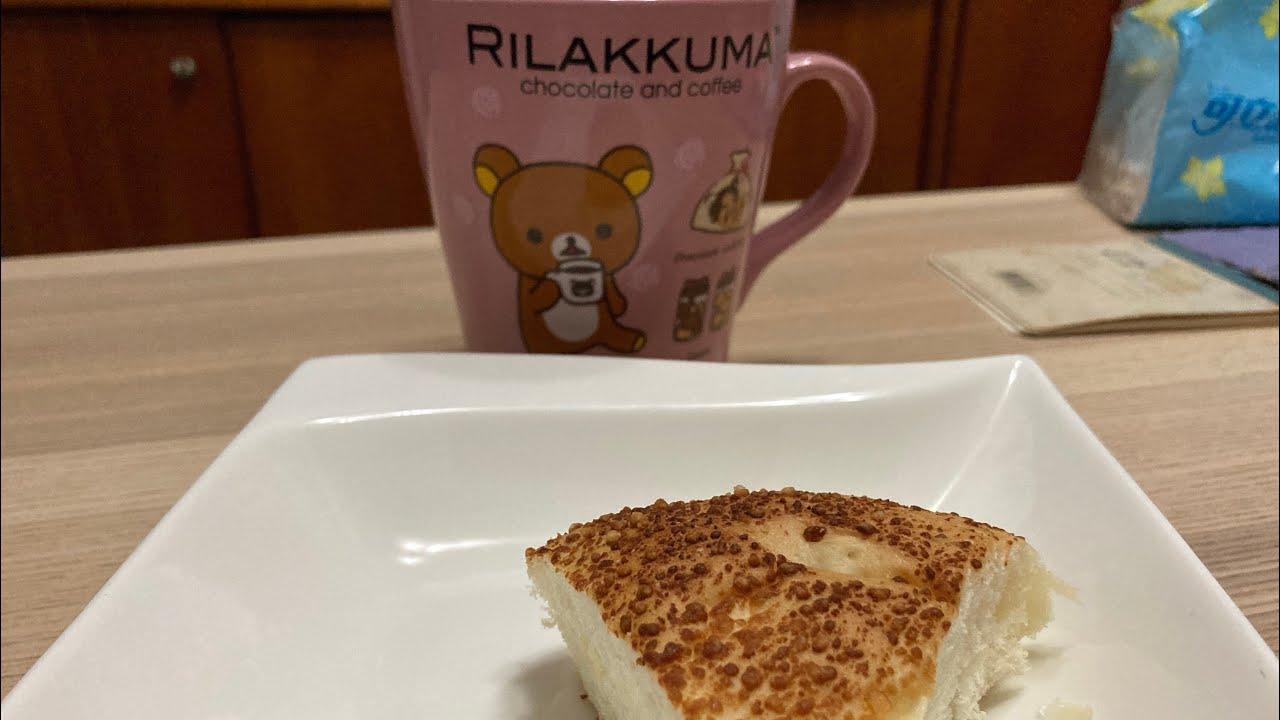 阿傑日常-超快速早餐-順成蛋糕起司乳酪麵包&康寶濃湯 - YouTube