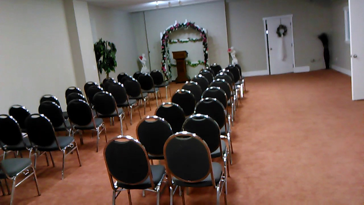Trinity Wedding Center Walnut Hall