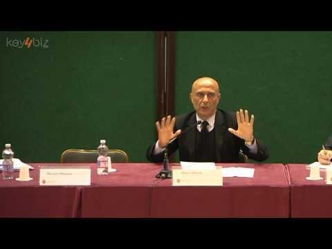 Un Framework Nazionale per la Cyber Security, intervento di Marco Minniti, Sottosegretario di Stato