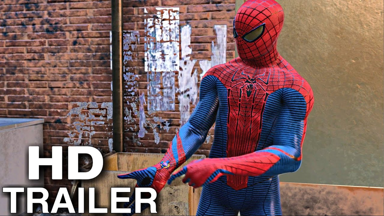 Download Spider-Man PS4 | Old Peter Makes The Amazing Spider-Man Suit