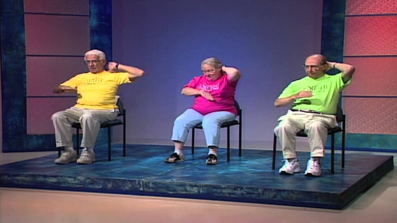 Sit and Be Fit with Mary Ann Wilson RN, episode 817 featuring Uncle Frank - YouTube