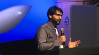 Ashkahn Jahromi (Welcome Speech) - Float Conference 2015