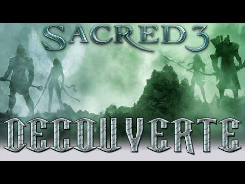 Découverte | Sacred 3 | J'adore !!!