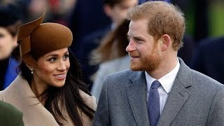 Meghan Markle and Prince Harry expecting