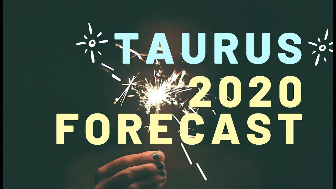Taurus yearly forecast