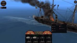 Victorian Admirals Caroline Islands Crisis 1885 Spain