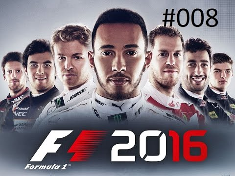 F1 2016 #008 Training Shanghai  / Shanghai International Circuit Karriere [2K] [60FPS]