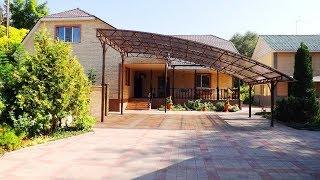 Продается дом, 2 уровня, 8 комнат, 326 квм, 9 соток, Алматинская обл, пос  Байтерек