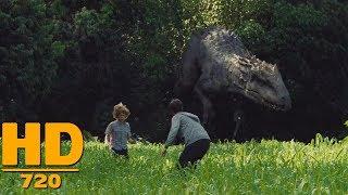 ฉากไดโนเสาร์ไล่ล่าสองพี่น้อง | เรื่อง จูราสสิค เวิลด์ | MY STUDIO