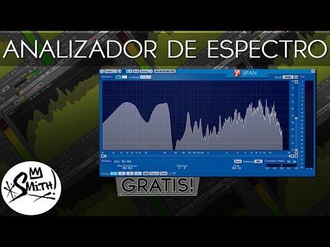 Analizador de Espectro Profesional GRATIS! | SPAN