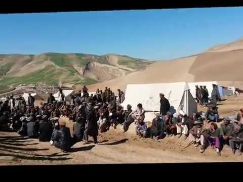 Emergency Relief for landslide Victims of Badakhshan Province Afghanistan