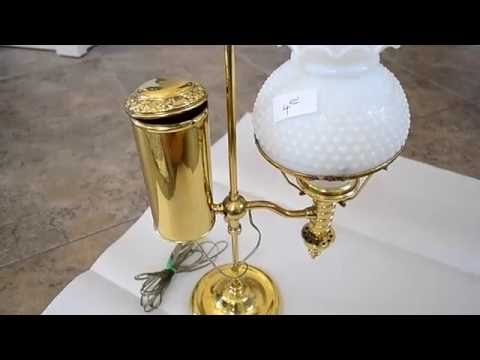 Sword,  Lamp, & Sterling Silver Jewelry Garage Sale Finds Thrift Hunter #108 Part 1